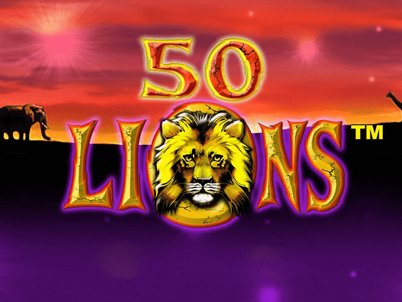 My first game- 50 lions